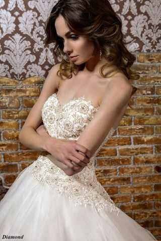 What about Diamond? - ONA wedding dresses