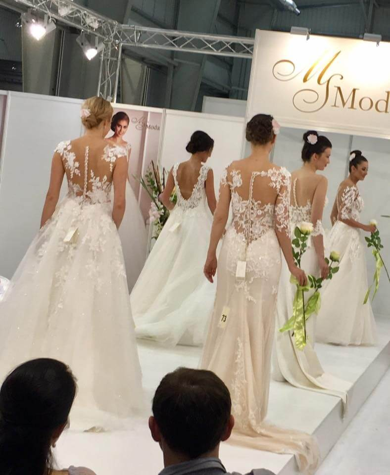 Ona The Final Presentation Of The Ms Moda 2018 Collection Of