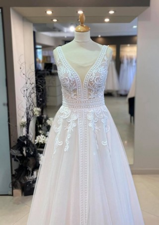 A new wedding dresses in the salon - we invite you