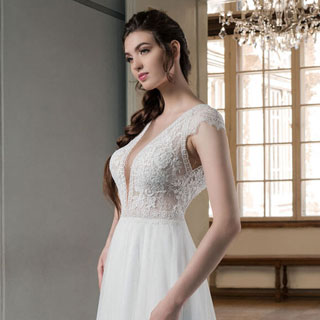 Collection of Ms Moda 2020 wedding dresses
