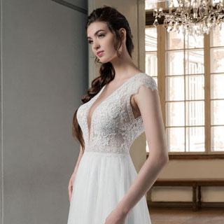 Kolekcja sukien ślubnych Ms Moda 2020