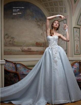 MANOLI wedding dress GALA 2016 collection