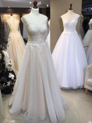 Wedding dress Maxima 10-17