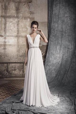 Wedding dress Maxima 2017 model 0417 already in the salon