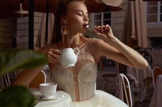 Nowa kolekcja sukien ślubnych Lorange Fiori 2020