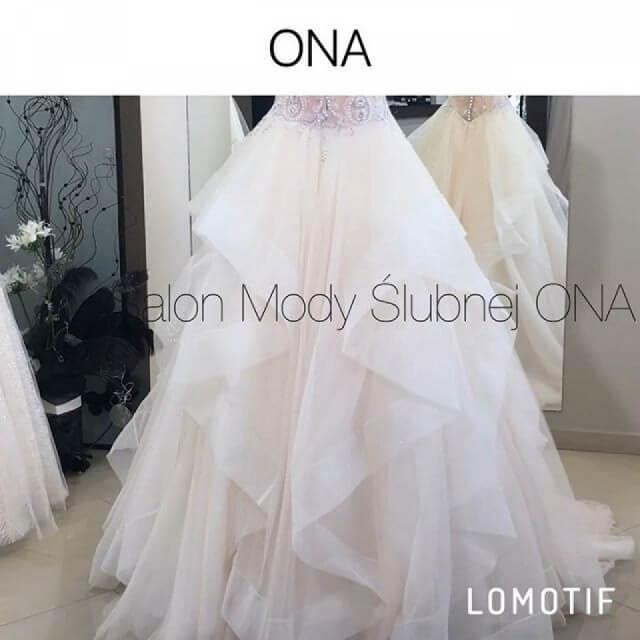 11227da412 ONA Salon Mody Ślubnej - Suknie Ślubne 2018