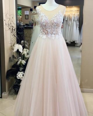 Nowa suknia ślubna z kolekcji 2019