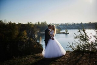 Ms. Aleksandra shared with us her photos from the wedding