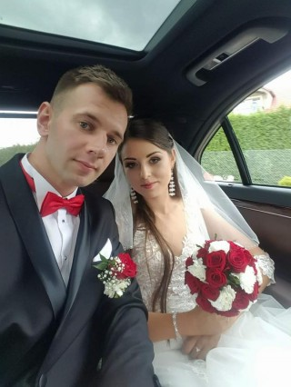 Pani Paulina wraz z mężem