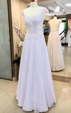 Wedding dress Sofia collection Gala in white