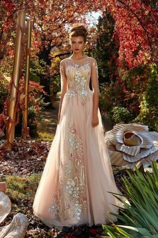 Wedding dress Lorange Vilda. What will you say?