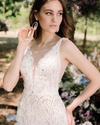 Wedding dress Verina Lorange collection