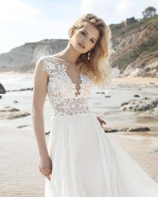 The wedding dress from the Gala 2020 collection will soon be in the salon