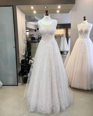Suknie ślubne z kolekcji 2020