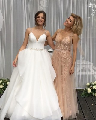 Dresses from the Maxima Bridal collection
