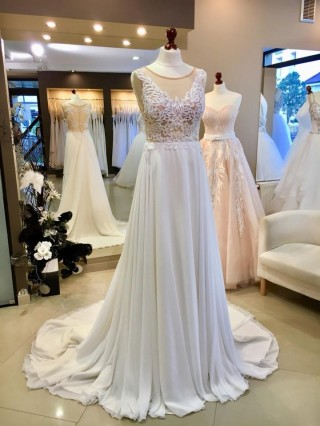 Wedding dress Sutres Amore 2018 model 13