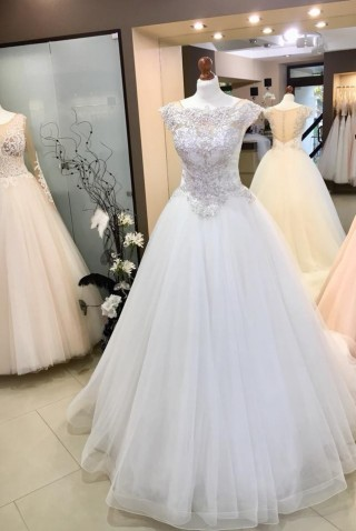 Wedding dress Sutres Amore 2018 model 25