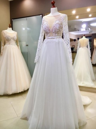Wedding dress Sutres Amore 2018 model 14