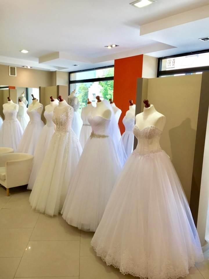 Zaktualizowano ONA | Wyprzedaż sukien ślubnych w salonie ONA w Tarnowie CJ14