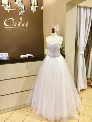 We invite you to the wedding salons of ONA
